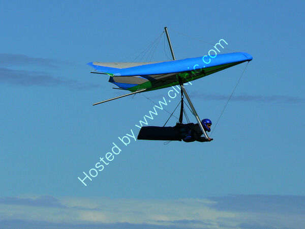 Commended - Harry Ferraby - Hang Glider Bald Hill NSW
