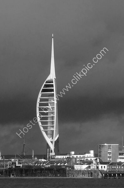 Commended - Pauline Marshall - Spinnaker tower