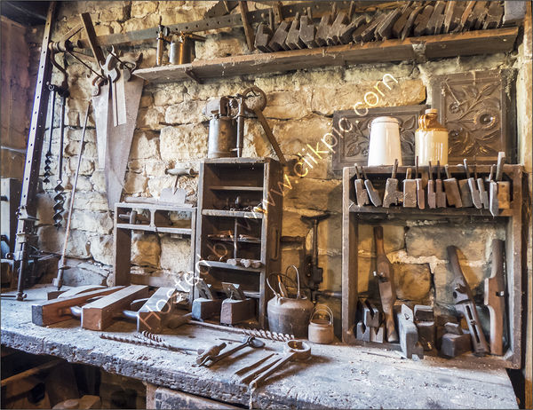 Commended Jean Middleton - Work Bench Wortley Top Forge