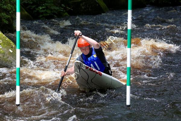 Highly Commended - Peter Evans - Canoe Slalom -  Washburn Valley