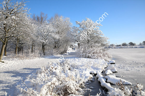 Highly Commended - Peter Evans - Sub Zero Temperatures at Yeadon Tarn
