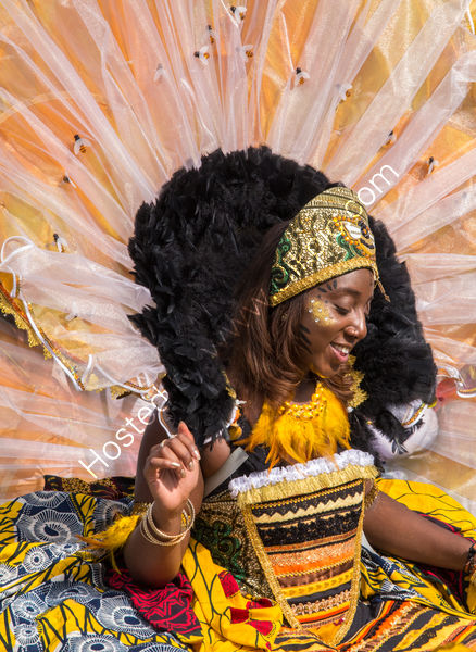Highly Commended - Portrait - Tamsin Bailey - Carnival Dancer