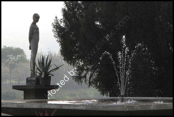 John Kennedy - Nymph, Uholicky Waterworks