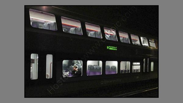 Transport - Last Train Home - John Kennedy