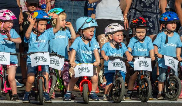 2nd - Tamsin Bailey - Otley Cycle Races (I'm Not Kidding!)