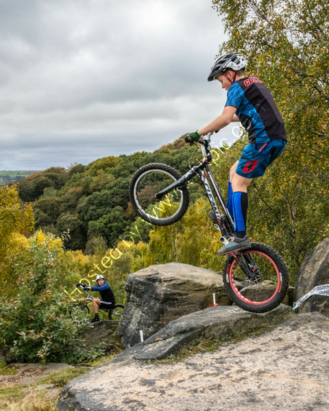 Commended - Tamsin Bailey - Shipley Glen Bike Trials