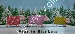 The Presidents Challenge Cup - Pigs in Blankets