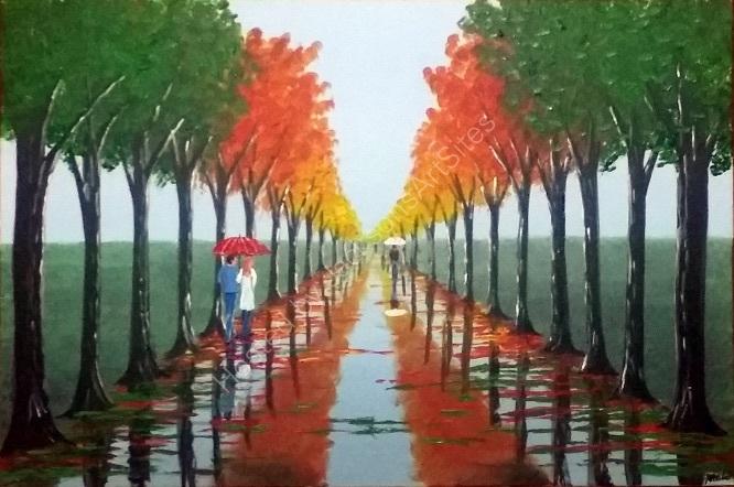 a colourful autumn walk 4