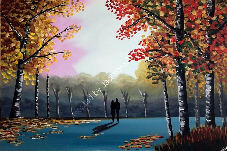 our colourful autumn walk 5