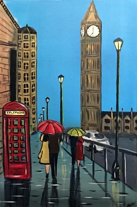 romance in London 3