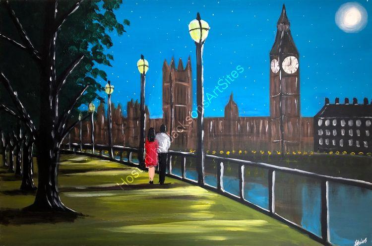 starry london