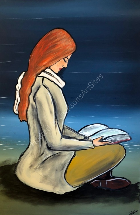 the red haired reader 2