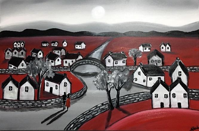 through the crimson village 2