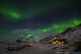 """Life under the Northern Lights"""