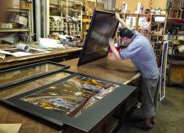 """Preparing 'Basilica Papale di San Pietro' and """"Venetian Rush"""""""
