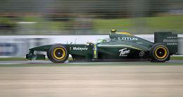 Lotus Racing 2010 - Heikki Kovalainen