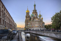 The Church of Our Saviour on the Spilled Blood (Resurrection of Christ Church)