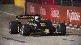 Mario Andretti's Type 79 Lotus