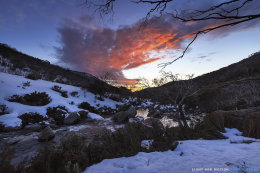 Thredbo Dawn