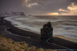 """Vik Sunrise"""