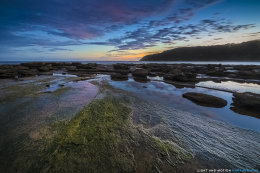 Blue Hour, Bateau Bay
