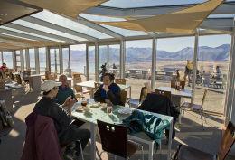 Astro Cafe, Mt. John