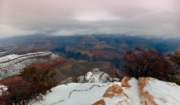 Grand Canyon - Winter Hues