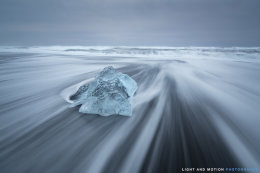 Jökulsárlón - The Power and the Serenity of the Artic Ocean