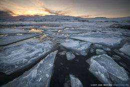 """""""Jökulsárlón - Glacier Lagoon"""""""