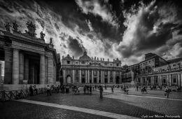 """Piazza San Pietro"""