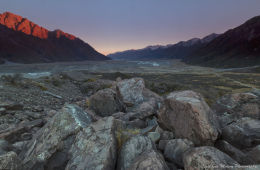 Tasman Valley