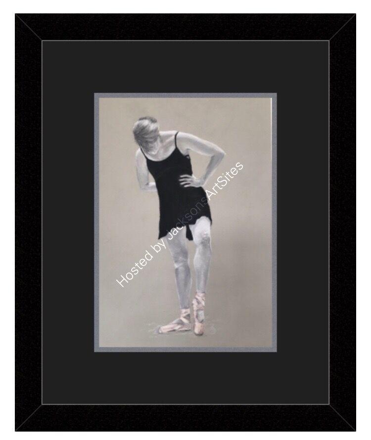 Ballerina at Rest
