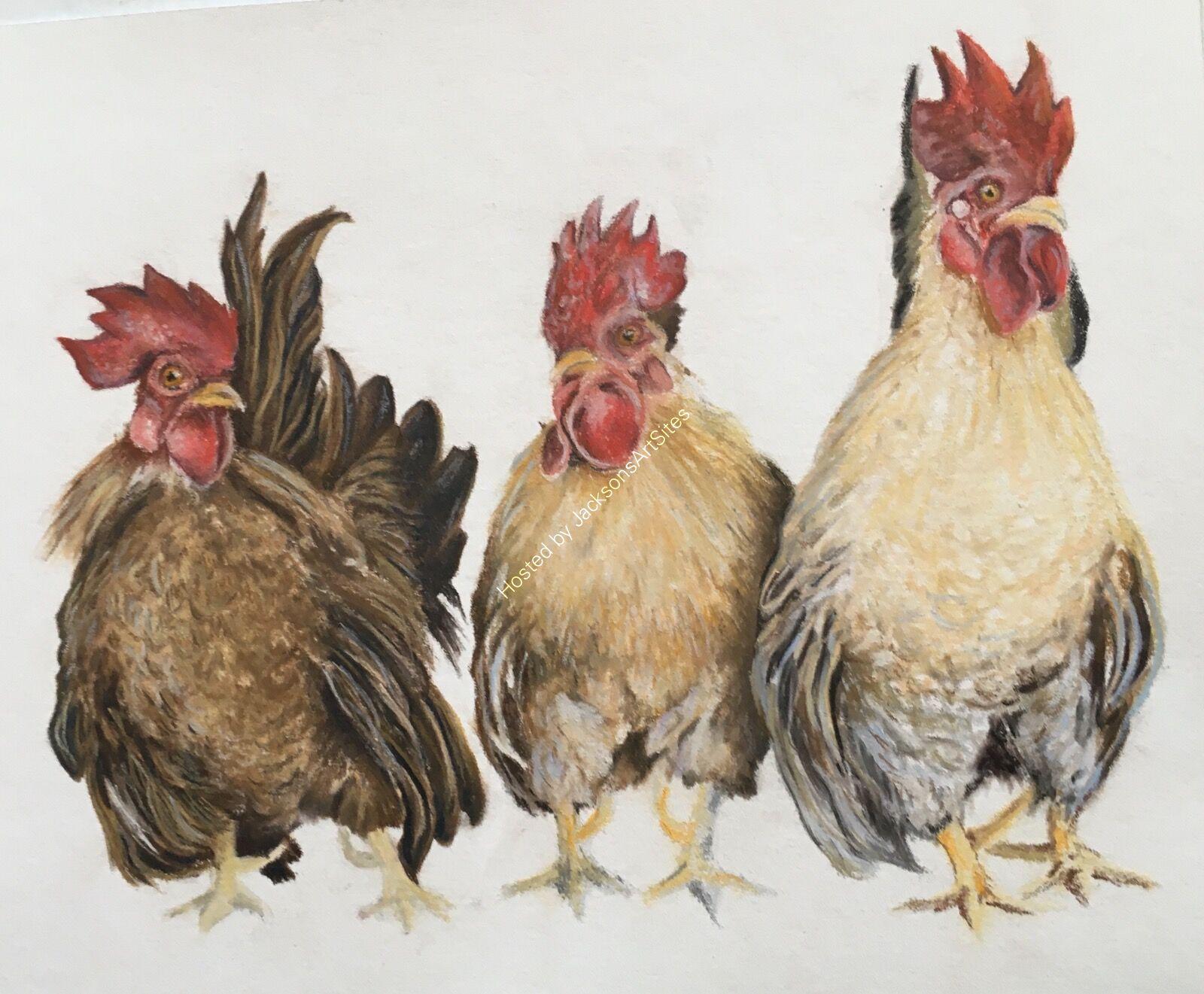 Chicken Triplets