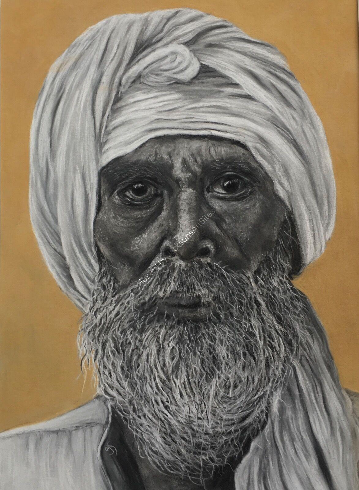 Man wearing turban