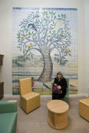 Tree of Life Tile Mural(Dementia Care Unit)