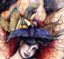 Bird Woman (print)
