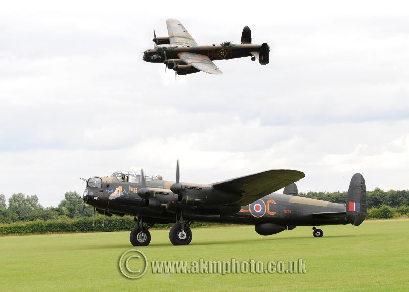 The City of Lincoln Flying over Just Jane