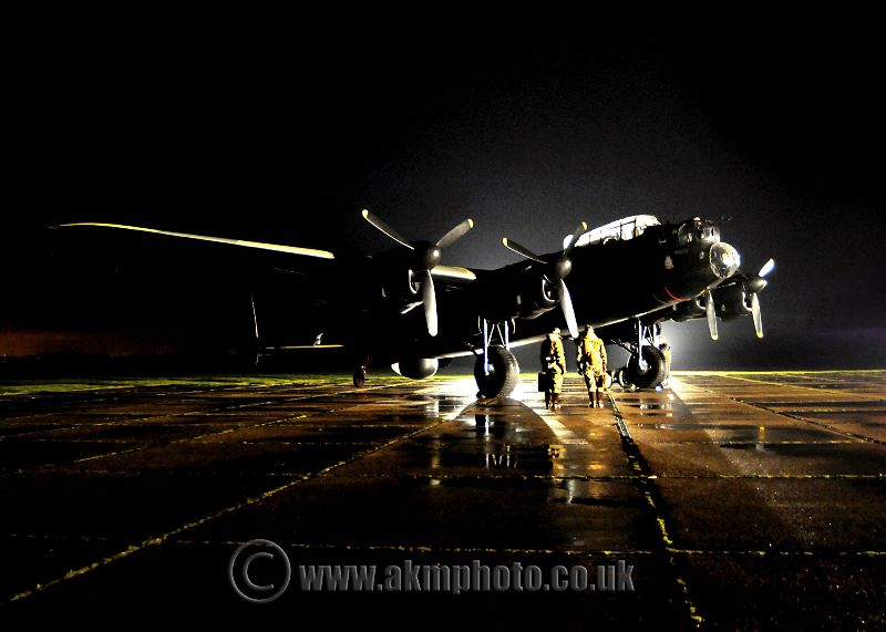 Avro Lancaster NX611