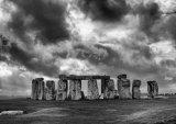 Stonehenge dramatic