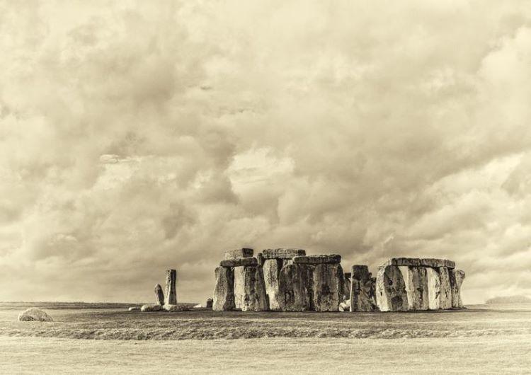 Stonehenge old