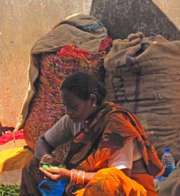 Market Trader, Mapusa