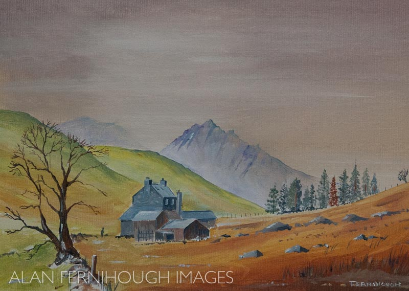 Welsh Farmhouse 3