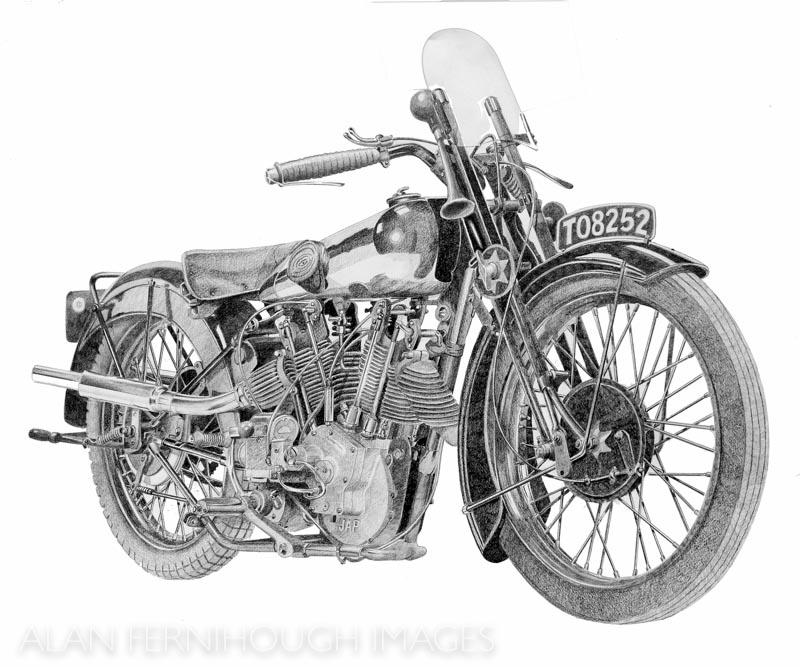Brough Superior 1937