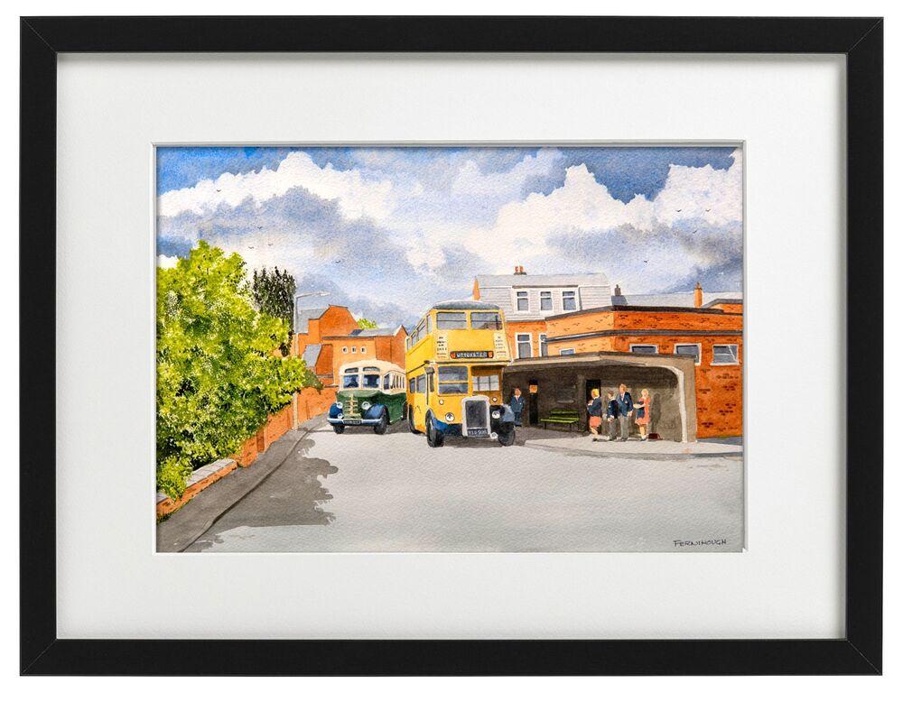 Ashbourne-Bus-Station