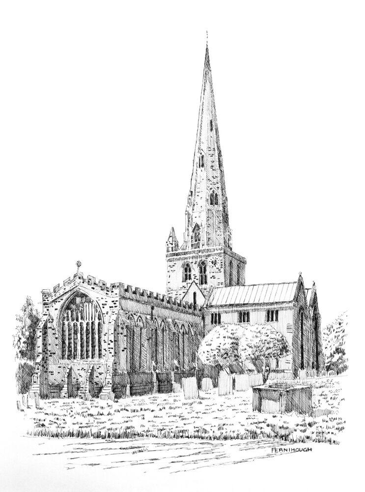 Ashbourne Church