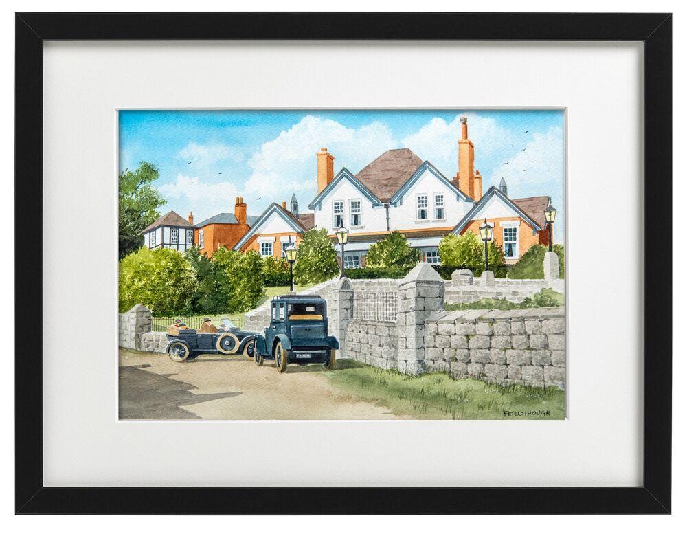 Ashbourne Cottage Hospital
