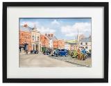 Ashbourne Market Place 1955