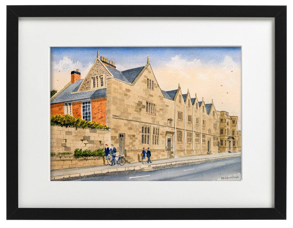Ashbourne Old Grammar School