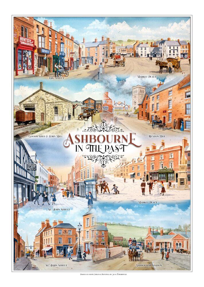 Ashbourne Poster 4