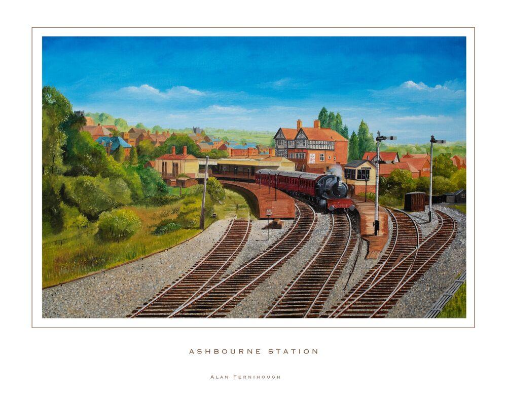 Ashbourne Station